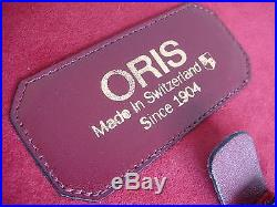 Oris Large Wooden 8 Watch Storage Box