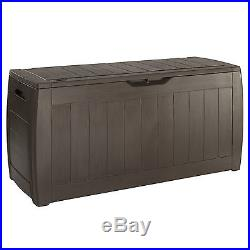 Patio Furniture Storage Box Large Outdoor Cushions Gardening Tools Free Delivery