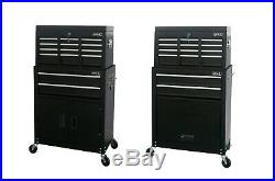 Portable Large Tool Chest Top Cabinet Top Box And Garage Storage Roll Cab Box