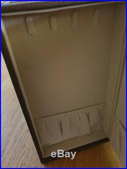 QWER Extra Large Jewellery Box 5 Layer Storage Case Organizer Brown