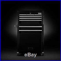 Rolling Metal Tool Box Chest Cabinet Storage Lockable Organizer Cart Garage NEW