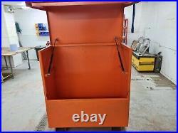 Secure Van Storage Box Tool Vault or Horse Saddle/Tackle