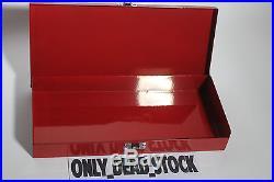 Supreme Large Metal Storage Box Cendrier Metal Deck Sandals Rug Tool