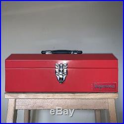 Supreme toolbox fw14 ss15 tool box storage box small large