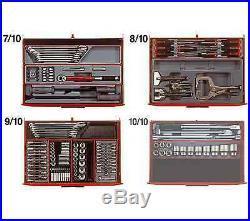 Teng Tools Mega Master Tool Box Storage Stack System Kit Set Lifetime Warranty