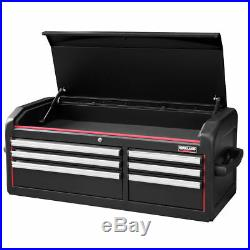 Tool Cabinet Chest Box Professional Garage Workshop Drawers Storage Large Black