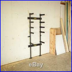 ToughSystem Tool Box Modules Racking Storage System Workshop 25-1/2 In. Black