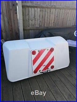 Ultra Box Rear Mount Large Storage Box for Motorhome