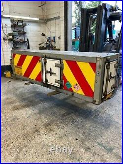 Van Tipper/flat bed Vehicle Storage Tool Box