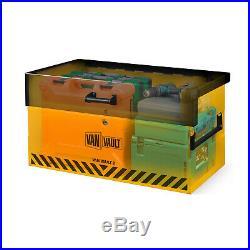 Van Vault 2 High Secure Security Safe Box Site Tool Storage S10810 2019 Model