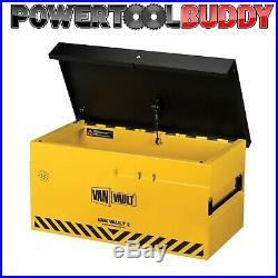Van Vault 2 High Security Steel Storage Box S10250