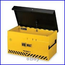 Van Vault 2 High Security Steel Storage Box S10250 (920 x 555 x 490mm)