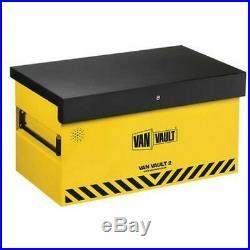 Van Vault 2 High Security Steel Storage Box S10250 Vaultlock