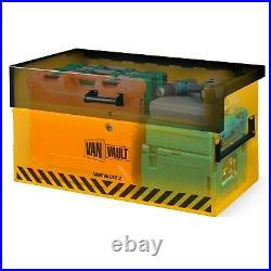 Van Vault 2 S10810 Site Storage Secure Steel Tool Security Safe Box 2019 Model