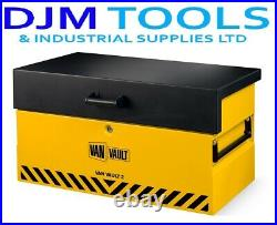 Van Vault 2 S10810 Site Storage Tool Security Safe Box New 2019 Model