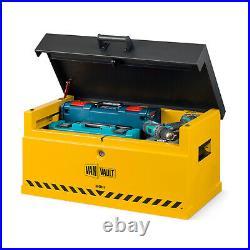 Van Vault Mobi Secure Security Safe Box + Docking Station Tool Storage S10850