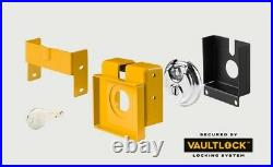 Van Vault Outback 2019 Tool Storage Security Box Open Back Truck/ Van /site Use