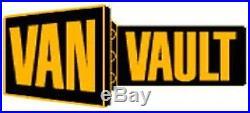 Van Vault Tipper Open Back Vehicle Storage Box Large Van Tool Box S10320