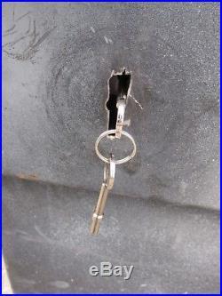 Van vault 4 Site storage Tool large Security Safe Box site Used wheels Sheffield