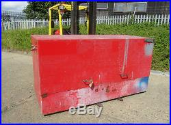 Very Large Site Tool Vault Chest Box Security Site Safe Van Vault Site Storage