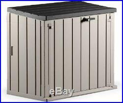 Wheelie Bin Storage Box Garden Outdoor Patio Furniture Shed EXTRA LARGE