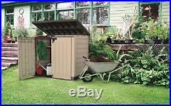 Wheelie Bin Storage Box Keter Garden Outdoor Patio Furniture Shed EXTRA LARGE